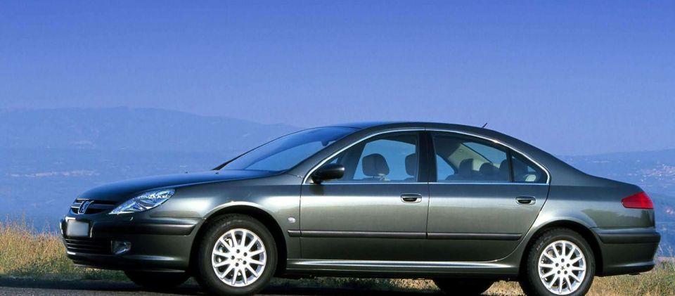 Peugeot 607.- Autos Rayma