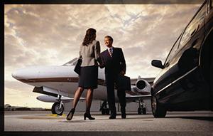 Viajeros en avión  | Autos Rayma
